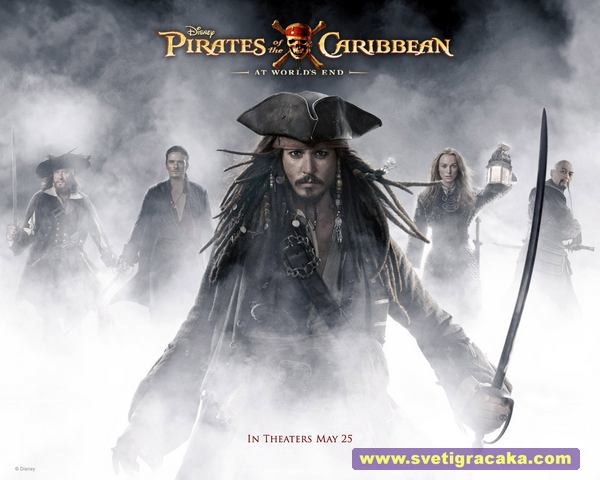 Slika: Pirates of The Caribbean 4 - Pirati sa Kariba 4