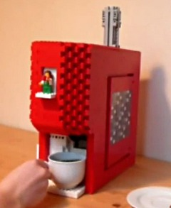 Lego Mindstorms - The Coffee Assistant