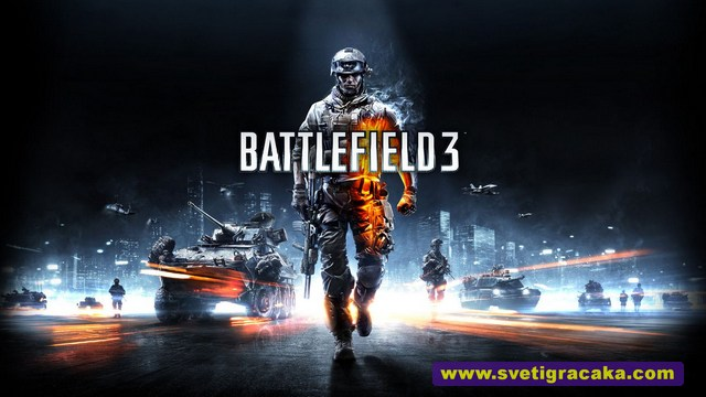 Battlefield 3 FREE on the house