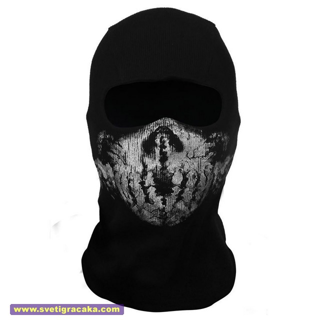Call of Duty GHOSTS, ski mask, balaclava, fantomka
