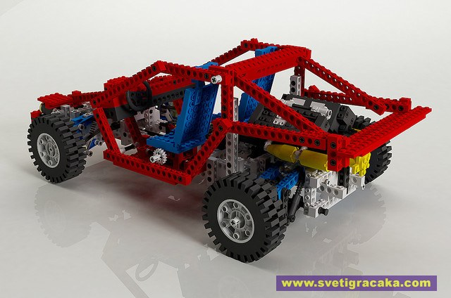 LEGO Technic 8865 - Test Car