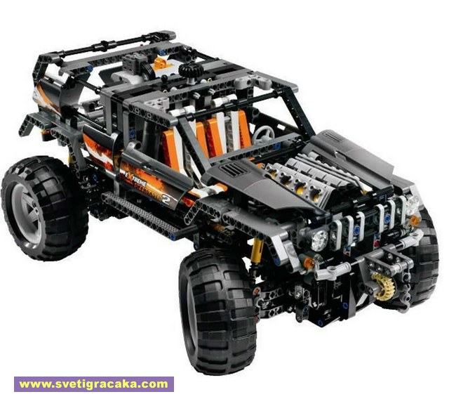 Lego Technic 8297 - Off Roader