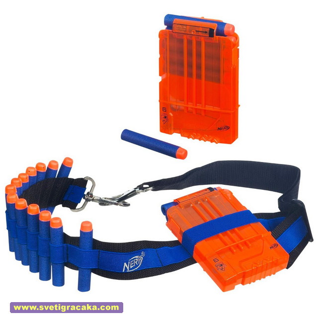 Nerf N-Strike ELITE - BANDOLIER KIT